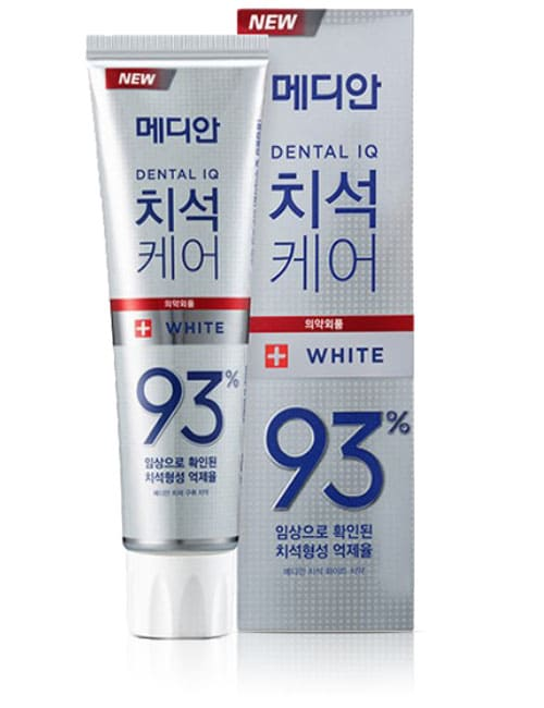 Зубна паста Median Dental IQ 93% White Toothpaste 120г