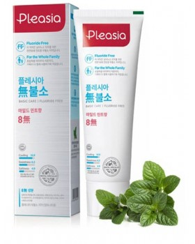 Зубна паста Pleasia Natural Mint Toothpaste 100г
