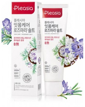 Зубна паста Pleasia Rosemary Salt Toothpaste 100г