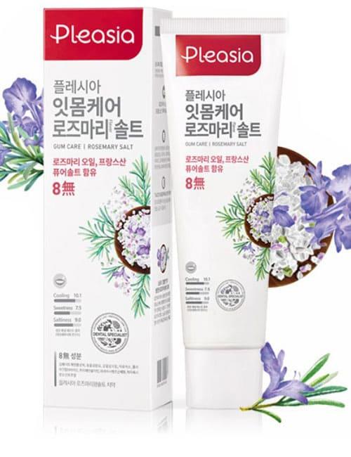 Зубна паста Pleasia Rosemary Salt Toothpaste 100г