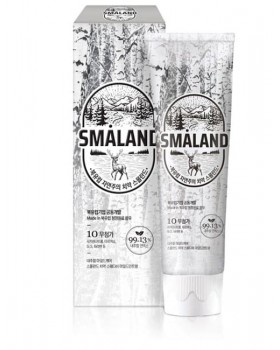 Зубна паста Smaland Swedish Mild Mint Toothpaste 100г