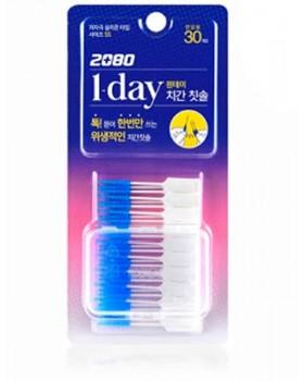 Межзубные силиконовые ершики 2080 Oneday Silicon SS