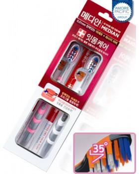 Набір зубних щіток Median Gum Care Toothbrush 2шт