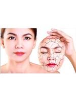 Косметика для догляду за сухою і чутливою шкірою обличчя