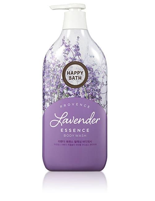 Гель для душа Happy Bath Lavender Essence Relaxing Body Wash 900г