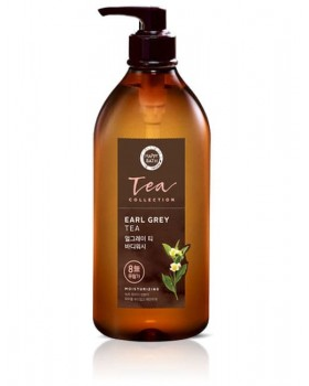Гель для душа Happy Bath Young Leaf Tea Collection Earl Grey Body Wash 800г