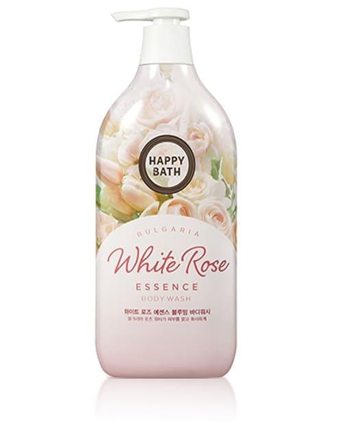 Гель для душу Bath White Rose Essence Blooming Body Wash 900г