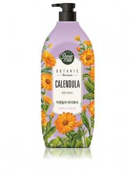 Гель для душу Shower Mate Botanic Terrace Calendula Body Wash 1.2кг
