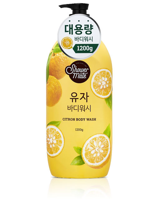 Гель для душа Shower Mate Citron Body Wash 500г