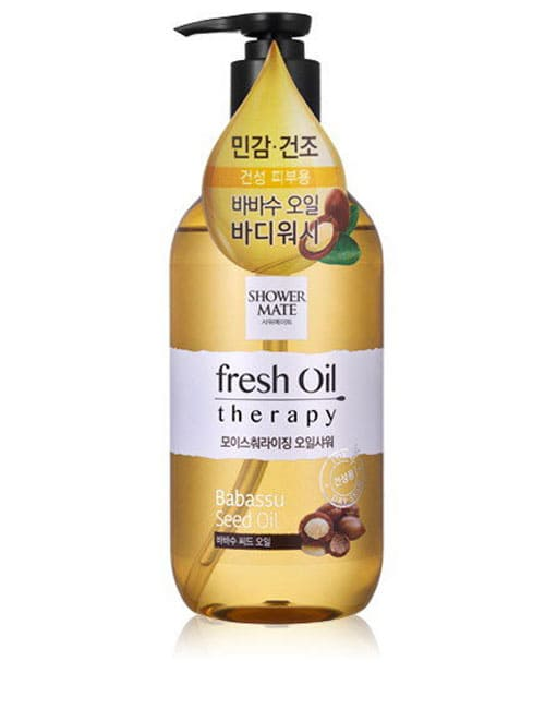 Гель для душа Shower Mate Fresh Oil Therapy Moisture Oil Shower 500г