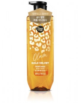Гель для душу Shower Mate Glam Perfumed Gold Velvet Body Wash 800г