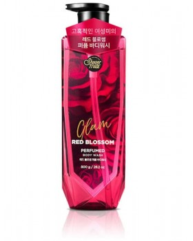Гель для душу Shower Mate Glam Perfumed Red Blossom Body Wash 800г