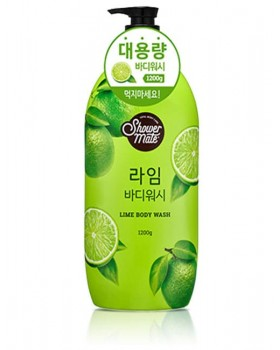 Гель для душу Shower Mate Lime Body Wash 1.2кг