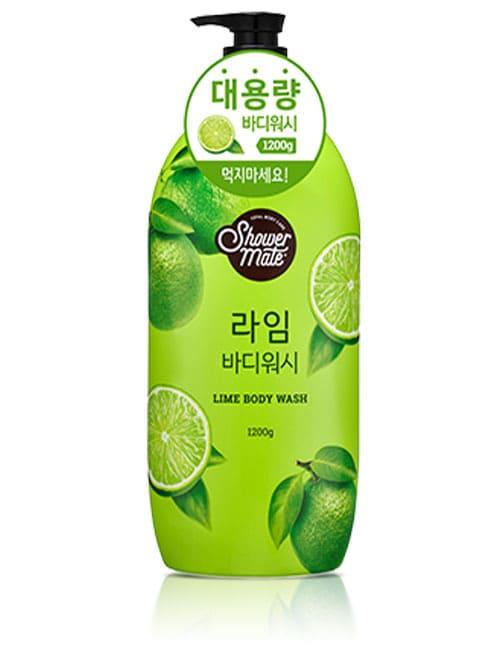 Гель для душу Shower Mate Lime Body Wash 1.2кг