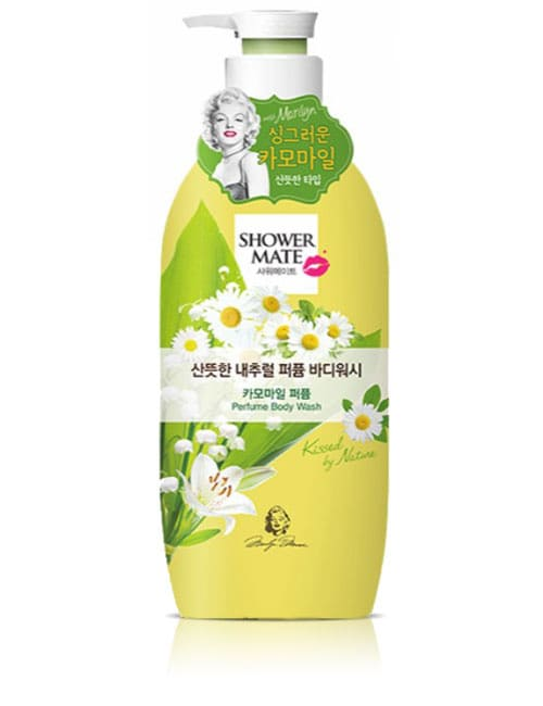 Гель для душу Shower Mate Natural Perfume Fresh Camomile Body Wash 900г