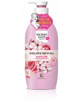 Гель для душу Shower Mate Natural Perfume Moisture Cherry Blossom Body Wash 500г