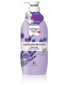 Гель для душу Shower Mate Natural Perfume Mild Lavender Body Wash 900г