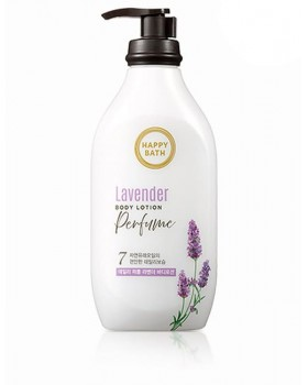 Лосьйон для тіла Happy Bath Daily Perfume Lavender Body Lotion