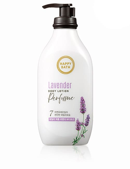 Лосьйон для тіла Happy Bath Daily Perfume Lavender Body Lotion