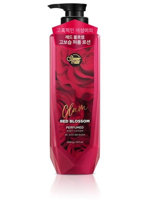 Лосьйон для тіла Shower Mate Glam Perfumed Red Blossom Lotion 400г