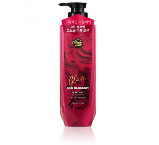 Лосьон для тела Shower Mate Glam Perfumed Red Blossom Lotion 400г