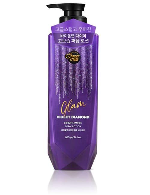 Лосьйон для тіла Shower Mate Glam Perfumed Violet Diamond Lotion 400г