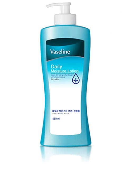 Лосьон для тела Vaseline Daily Moisture Lotion 450мл