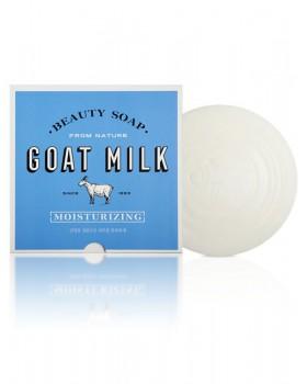 Мило для обличчя і тіла Shower Mate Goat Milk Soap 90г