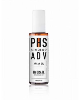 Лікувальне зволожуюче арганова олія для волосся PHS ADV Hydrate Argan Oil