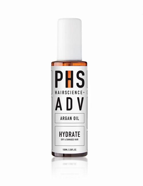 Лечебное увлажняющее аргановое масло для волос PHS ADV Hydrate Argan Oil