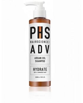 Зволожуючий шампунь з аргановою олією PHS ADV Hydrate Argan Oil Shampoo