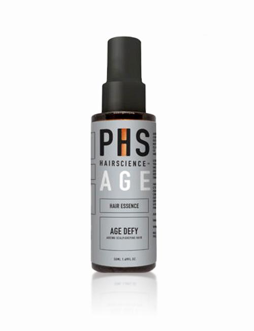 Антивозрастная эссенция для волос против седины PHS AGE Defy Hair Essence