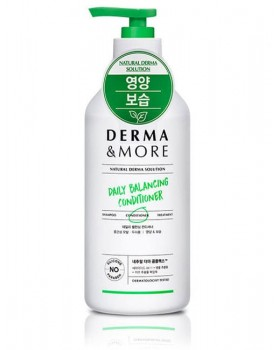 Кондиціонер для волосся і шкіри голови Derma & More Daily Balancing Conditioner 600мл