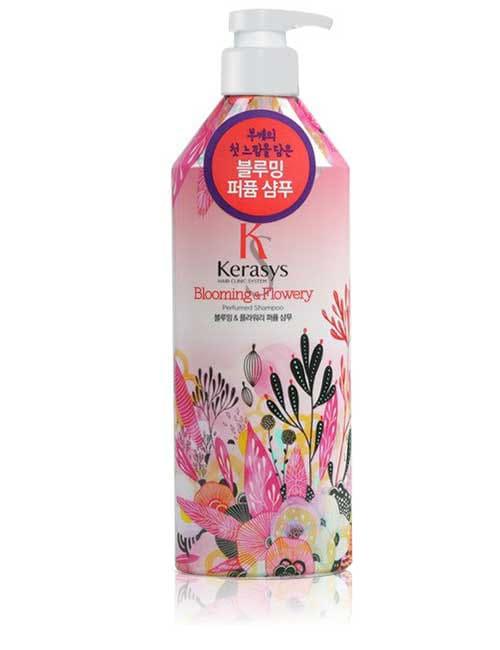 Кондиционер для волос Kerasys Blooming Perfumed Rinse Conditioner 600мл
