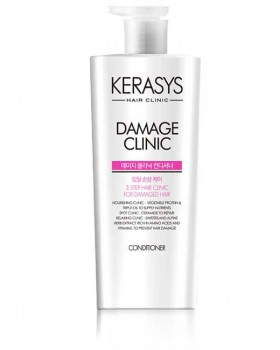 Кондиціонер для волосся Kerasys Damage Clinic Rins Conditioner 750мл