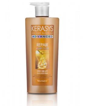 Бальзам-маска для волосся Kerasys Advanced Ampoule Repair Treatment 600мл