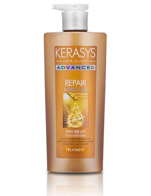 Бальзам-маска для волос Kerasys Advanced Ampoule Repair Treatment600мл
