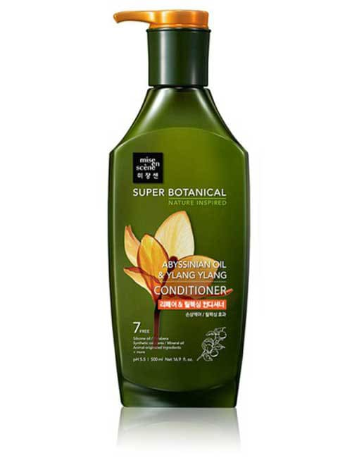 Кондиционер для волос Mise-en-scène Super Botanical Repair & Relaxing Abyssinian Oil Conditioner 500мл