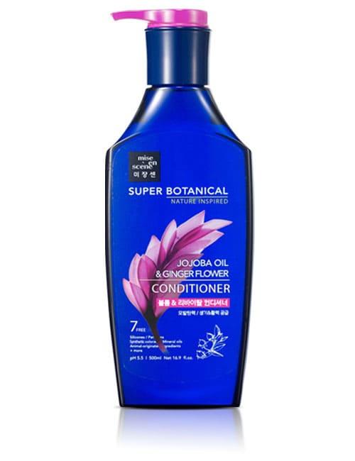 Кондиционер для волос Mise-en-scène Super Botanical Volume & Revital Jojoba Oil Conditioner 500мл