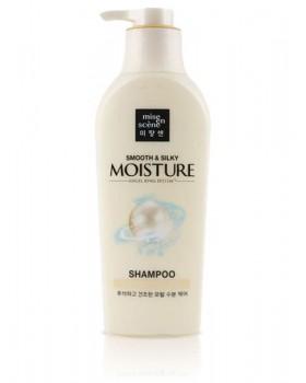 Кондиціонер для волосся Mise-en-scène Pearl Smooth & Silky Moisture Rince Conditioner 780мл