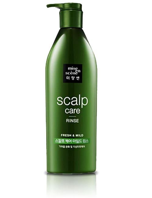 Кондиционер для волос Mise-en-scène Scalp Care Rince Conditioner 680мл