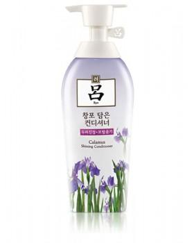 Кондиционер для ухода за кожей головы и волосами Ryo Seaweed Calamus Shining Iris Conditioner 500мл