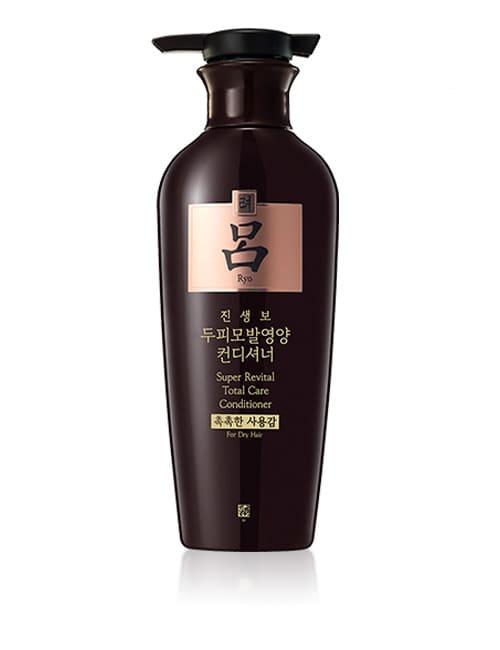 Лечебный кондиционер Ryo Jinsaengbo Scalp Hair Nutrition Normal & Dry Scalp Rince