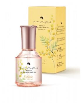 Масло для волос Kerasys Perfume Audrey Hepburn Mimosa 80мл