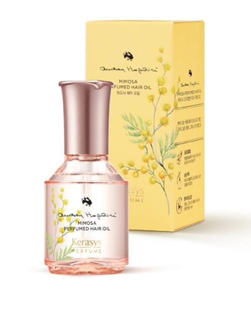 Масло для волосся Kerasys Perfume Audrey Hepburn Mimosa 80мл