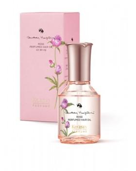 Масло для волос Kerasys Perfume Audrey Hepburn Rose 80мл