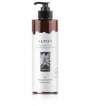 Шампунь для волос Alpist Edelweiss Moisture & Nourishing Shampoo 500мл