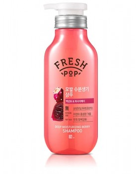Шампунь для волосся Fresh Pop Deep Moisturizing Berry Shampoo 500мл