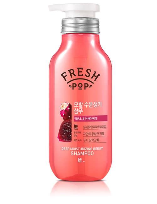 Шампунь для волос Fresh Pop Deep Moisturizing Berry Shampoo 500мл