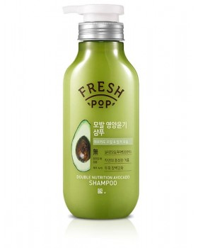 Шампунь для волосся Fresh Pop Double Nutrition Avocado Shampoo 500мл